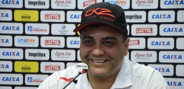 Técnico do Atlético-GO, Marcelo Cabo não é visto desde a madrugada de domingo