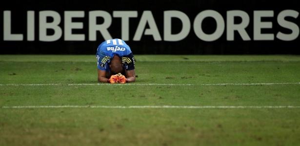 Jailson lamenta eliminação do Palmeiras no Allianz Parque