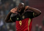 Bélgica vence Grécia e é a sexta seleção garantida na Copa do Mundo - REUTERS/Alkis Konstantinidis
