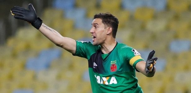 Um dos destaques do time, até Martín Silva contribuiu para má fase da defesa ao levar frango