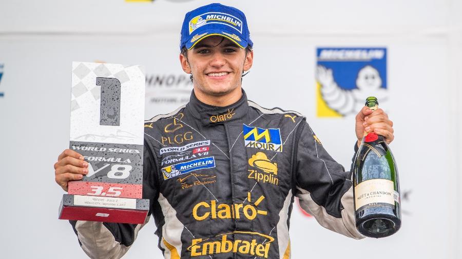 Pietro Fittipaldi conquistou o título da World Series em 2017 - Jose Mario Dias/Divulgação
