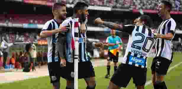 Gabriel Barbosa, Sasha e companhia dividem os gols do Santos nesta temporada - Ivan Storti/SantosFC