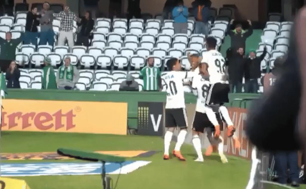 Coritiba vence o Vila Nova pela Série B