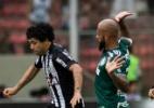 Atacantes do Atlético-MG vivem seca de gols e não marcam há sete jogos