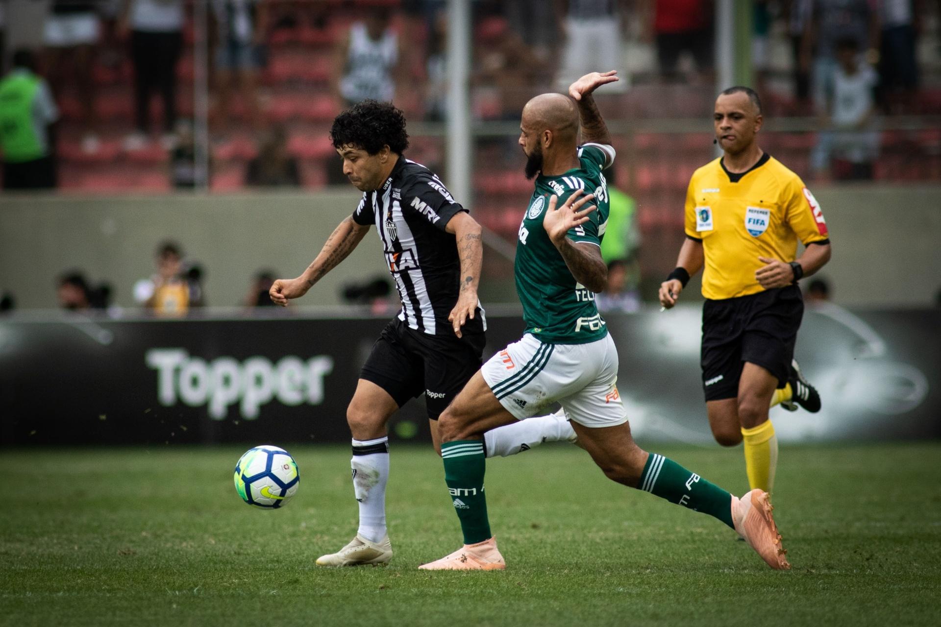 15fe92af47 Atacantes do Atlético-MG vivem seca de gols e não marcam há sete jogos -  16 11 2018 - UOL Esporte