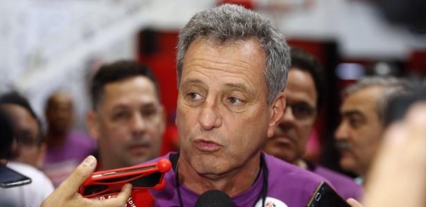 Um dos objetivos de Landim é melhorar a relação institucional do Fla com as entidades que organizam o futebol  - Sttaff Images / Flamengo