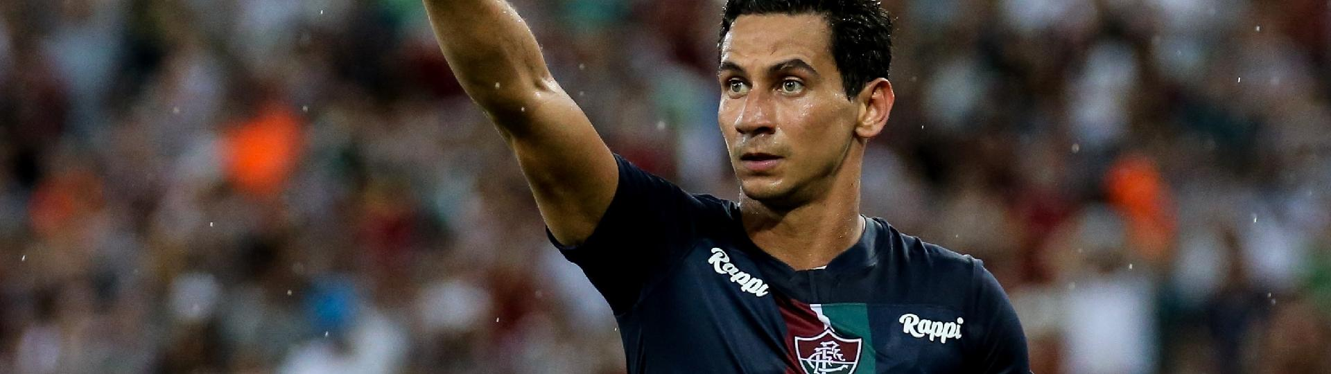 Paulo Henrique Ganso, durante partida entre Fluminense e Bangu