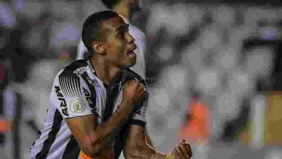 Atacante Alerrandro marca gol para o Atlético-MG - Bruno Cantini/Atlético-MG