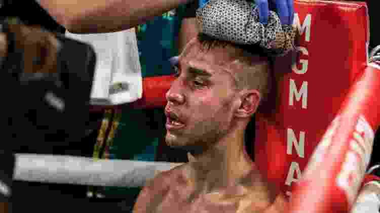 Maxim Dadashev morreu após golpes sofridos em luta de boxe - Scott Taetsch/Getty Images
