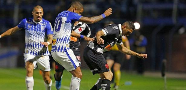 Veja lances do 0 a 0 | Avaí e Vasco empatam e seguem estagnados no pé da tabela