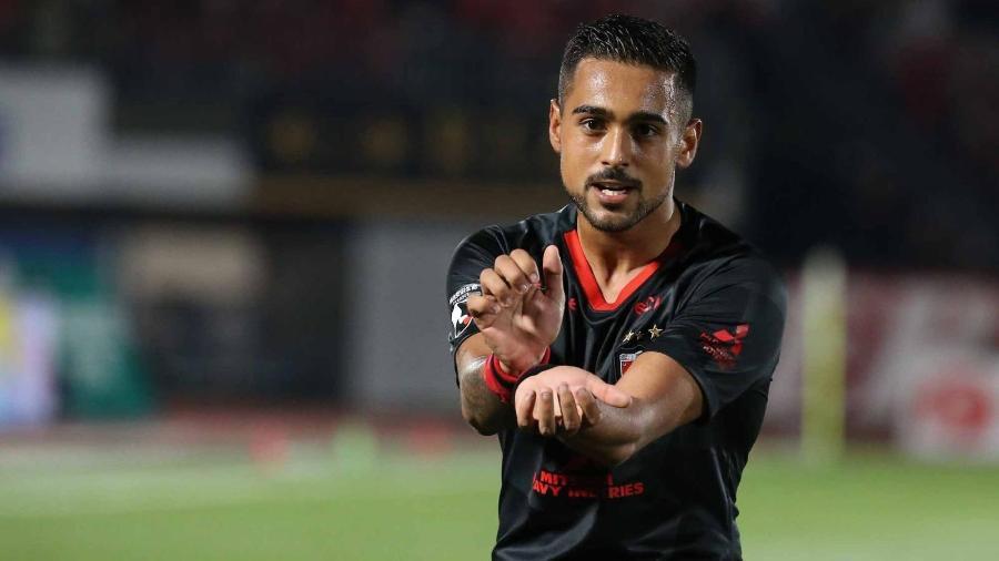 Léo Souza - Divulgação Urawa Reds