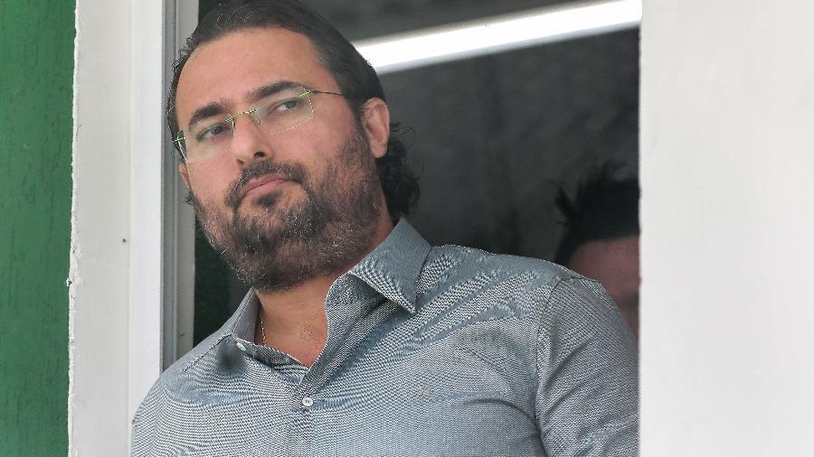 Alexandre Mattos foi importante gerente de futebol do Palmeiras - Ale Cabral/AGIF