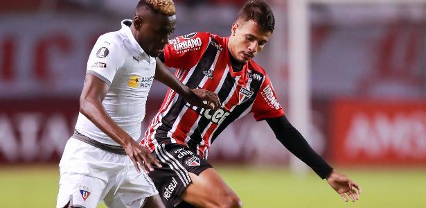Andre Rocha - São Paulo guarda o maior