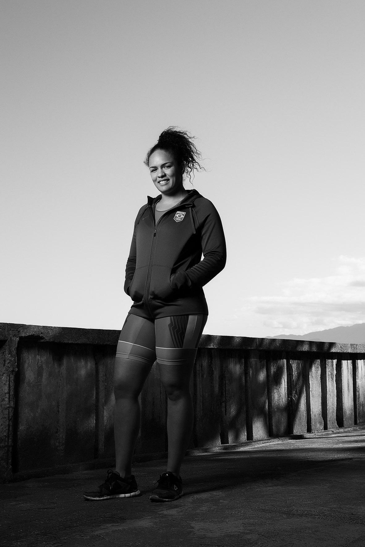 Minha História com Aline Silva, atleta da luta Olímpica Aline Silva
