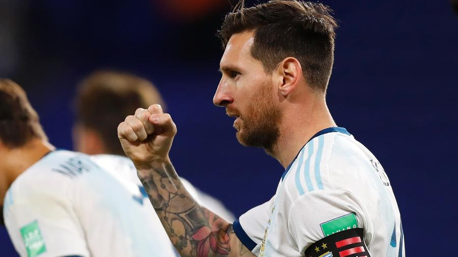 Camisa 10 passou a ser o jogador que mais vezes ganhou partidas vestindo a camisa de seu país  - Getty Images