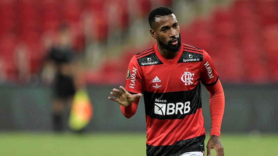 Gerson vai trocar o Flamengo pelo Olympique de Marselha - Thiago Ribeiro/AGIF