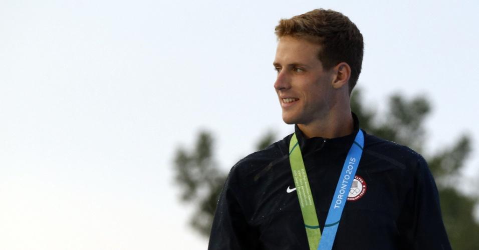 Nathan Schrmisher, pentatleta dos Estados Unidos
