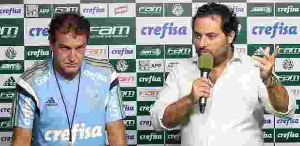 Alexandre Mattos Palmeiras - Cesar Greco/Ag Palmeiras - Cesar Greco/Ag Palmeiras