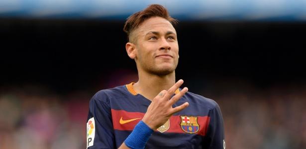 Neymar não repetiu o bom desempenho da temporada passada no Barcelona