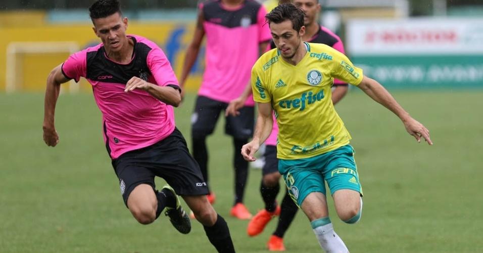 Hyoran Palmeiras jogo-treino