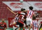 Náutico fica no empate e está quase eliminado da Copa do Nordeste - Diego Nigro/JC Imagem