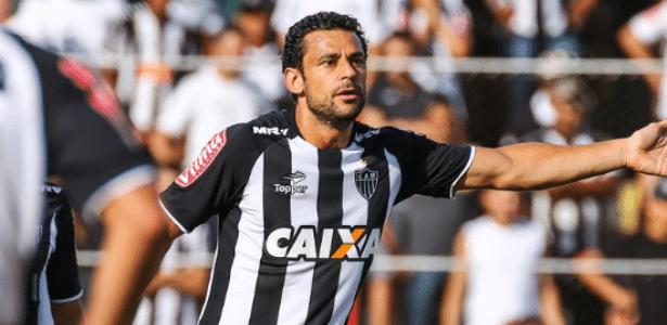 Fred tem dez gols no Mineiro e é o artilheiro da competição