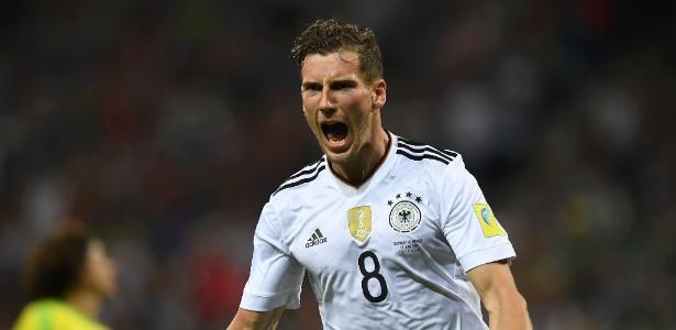 Leon Goretzka tem contrato com o Schalke 04 até junho de 2018
