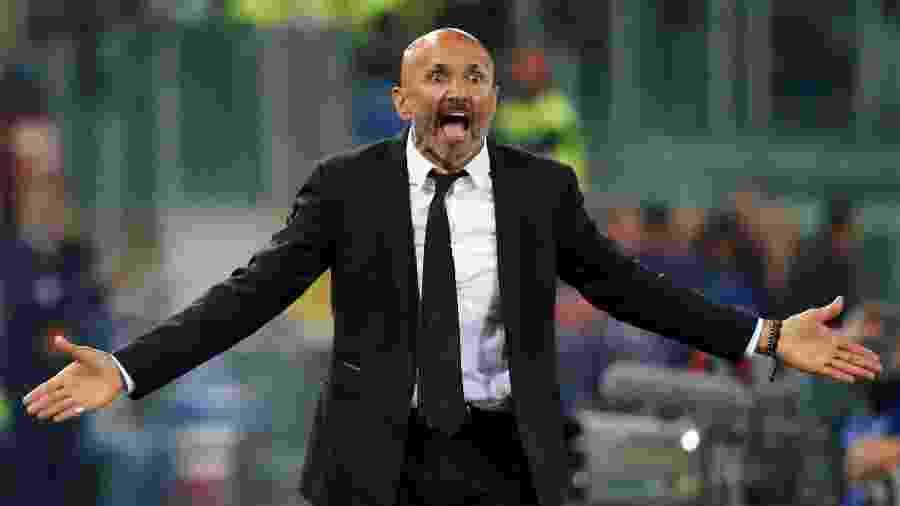 Luciano Spaletti, técnico de futebol - Stefano Rellandini/Reuters