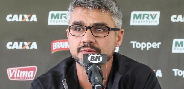 André Figueiredo ficou mais de uma década no comando da base do Atlético-MG - Bruno Cantini/Atlético-MG