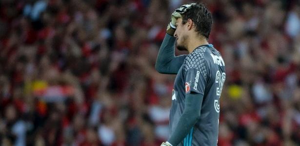 Após falha no 1º jogo, Thiago sofreu fratura e está fora da grande decisão