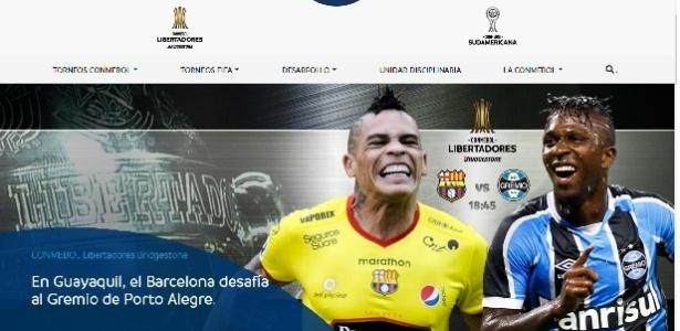 Em postagem nas redes sociais e matéria em seu site oficial, a entidade selecionou dois jogadores que não atuarão - Reprodução