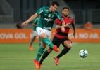 """""""Queria provar que eu valia o investimento"""", desabafa Luan após gol - Daniel Vorley/AGIF"""