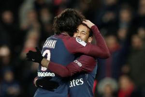 Campeonato Francês | Cavani avisa que Neymar baterá pênaltis no PSG