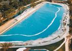Gabriel Medina capricha em aéreo ao testar piscina de ondas nos EUA; veja - Reprodução/Instagram