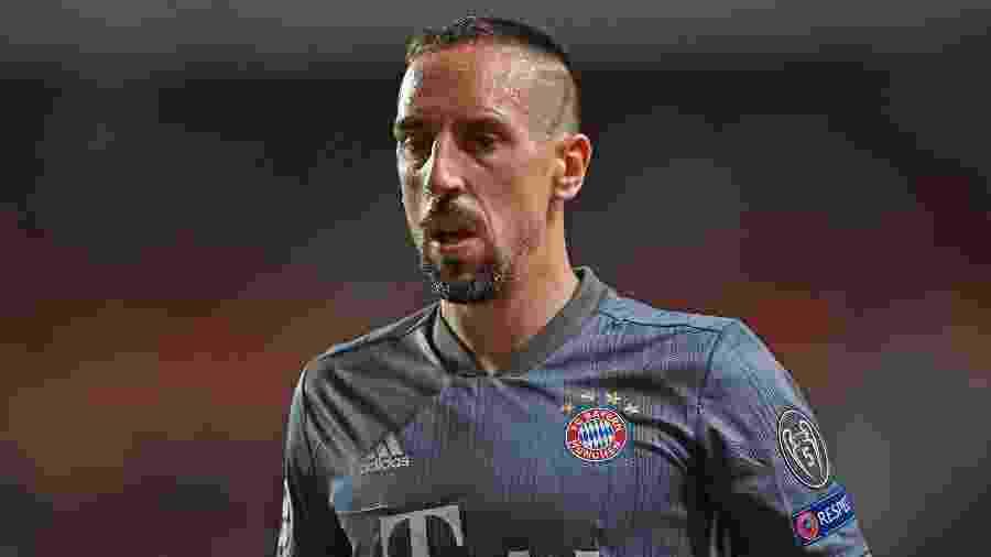 Ribéry está no Bayern de Munique desde o ano de 2007 - Octavio Passos/Getty Images
