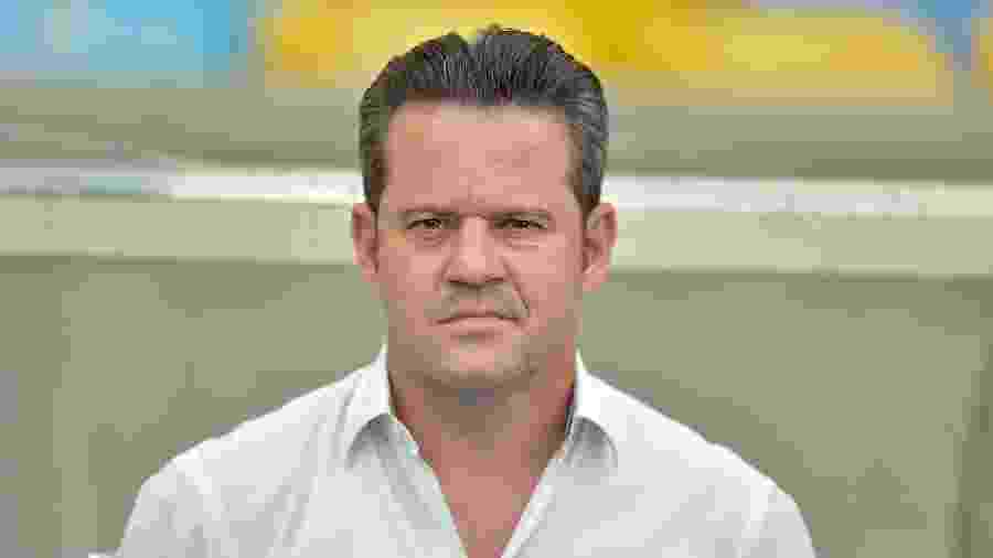 Argel Fucks, técnico do CSA - Thiago Ribeiro/AGIF
