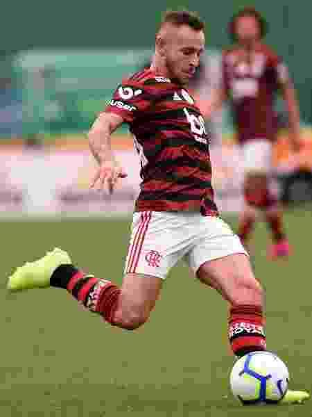Rafinha recorda saída de Jorge Jesus do Flamengo e exalta Dome - Renato Padilha/AGIF