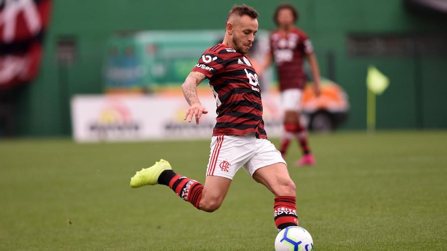 """""""Jorge Jesus acabou, não está mais. Então é um novo ciclo que começa"""", disse Rafinha à ESPN Brasil - Renato Padilha/AGIF"""