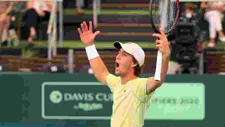 Divulgação/Copa Davis/SMP Images
