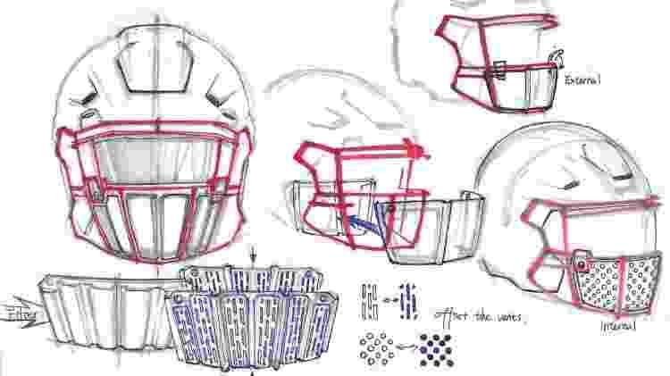 protetor nfl - divulgação/NFL - divulgação/NFL
