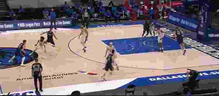 Lakers nega o PNR - Reprodução/NBA - Reprodução/NBA