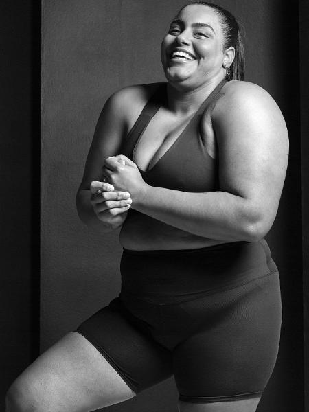 Maria Suelen Atlheman se escancara na série Corpo de Atleta - J.R. Duran/UOL