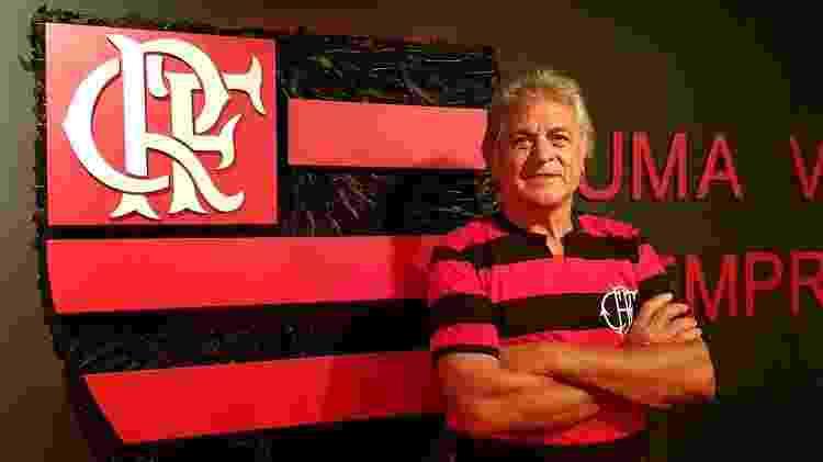 pa - Divulgação Flamengo - Divulgação Flamengo