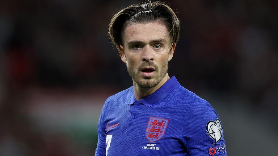 Jack Grealish, que também atua na seleção da Inglaterra, optou por trocar de imóvel em Manchester - REUTERS