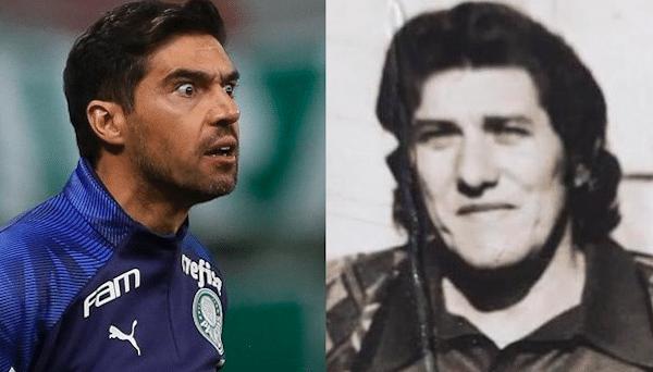 Abel Ferreira e Milton Buzetto