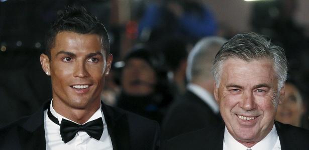 Acelotti aposta que Cristiano Ronaldo será artilheiro do Espanhol