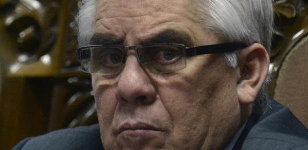 Trujillo era secretário geral da federação de futebol da Guatemala - Cortesia El Periodico/AFP