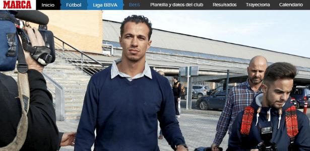 Leandro Damião passou os últimos dias na Espanha na expectativa de firmar acordo