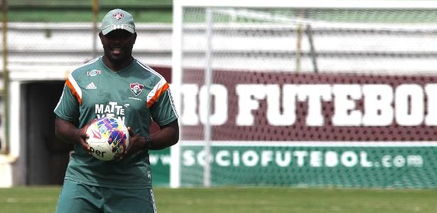 Marcão, mais uma vez, assume interinamente o Fluminense