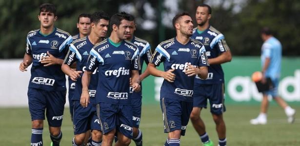 Volante Gabriel deve voltar a atuar depois de sete meses - Cesar Greco/Ag Palmeiras
